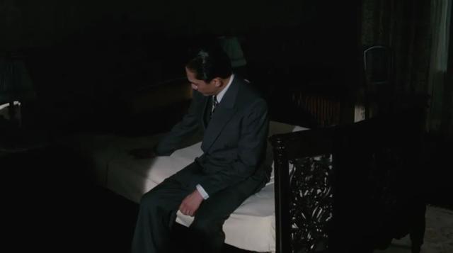 电影《色,戒》结尾,易先生怀念色诱过他的王佳芝。