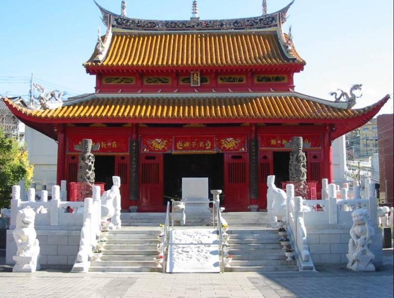 长崎孔庙 图片:维基百科